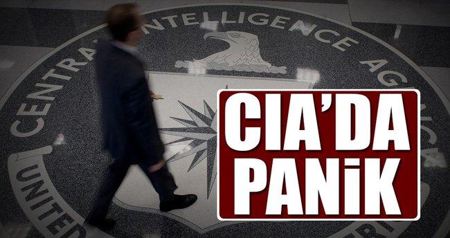 Wikileaks'ten siber darbe CIA'da panik