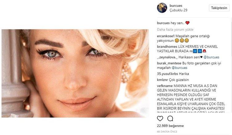 Ünlü isimlerin Instagram paylaşımları (15.08.2017)