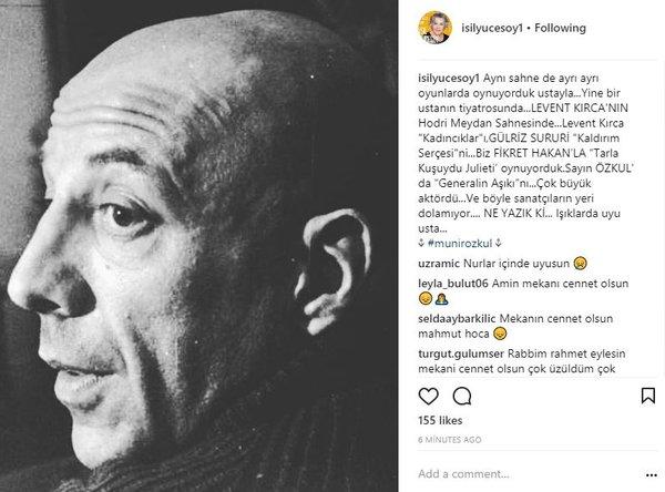 Ünlülerin Instagram paylaşımları (05.01.2018)