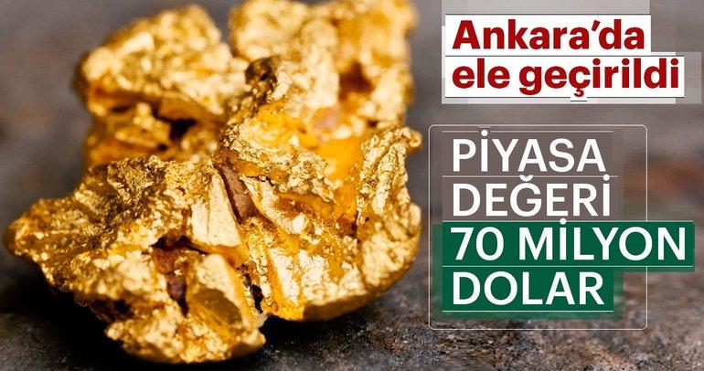 Son dakika: Ankara'da 70 milyon dolar değerinde kaliforniyum ele geçirildi