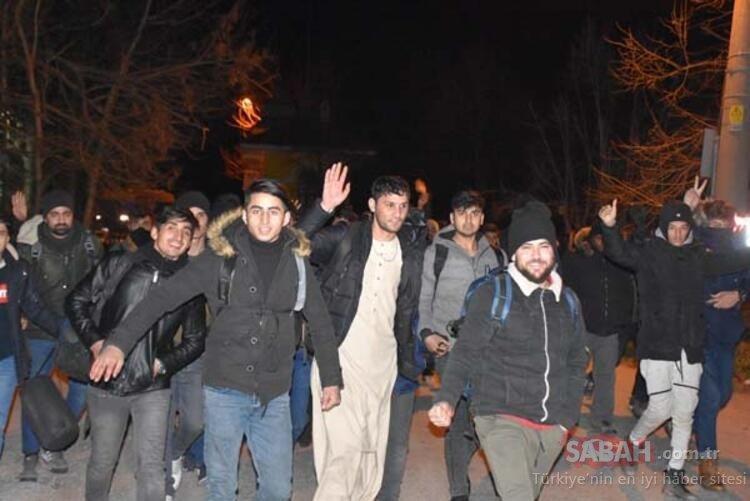 Son dakika! Flaş kararla sınır kapıları açıldı! Göçmenler Avrupa yoluna akın ediyor...