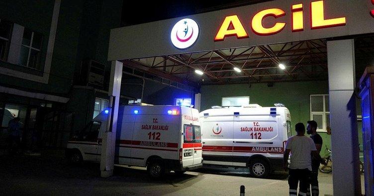 Bursa'da kıskançlık kavgası: 2 yaralı