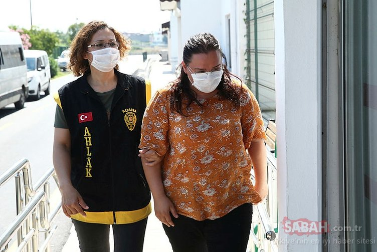 Fuhuşun Adana'daki şifresi çözüldü
