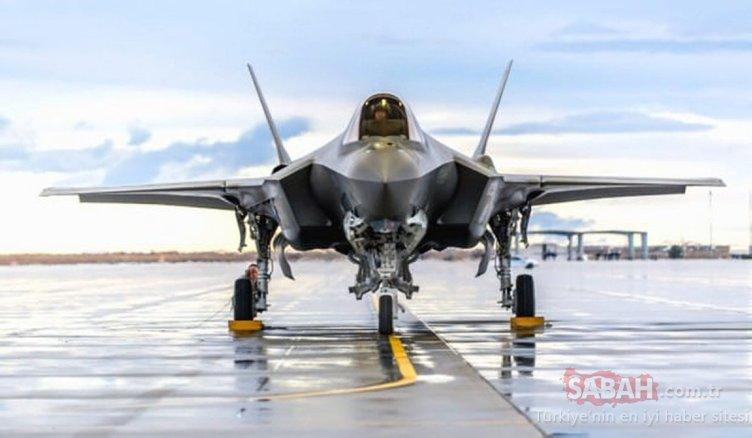 F-35'lerin teslim tarihinde flaş gelişme