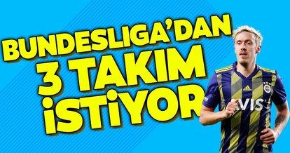 Fenerbahçeli Kruse'nin Almanya'dan 3 talibi var!