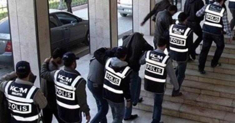 33 eski emniyet personeli tutuklandı
