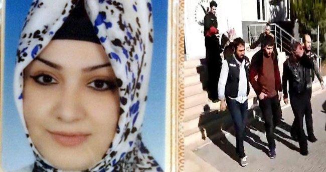 Şanlıurfa'da, öldürülen kızın kızkardeşi ile babası tutuklandı