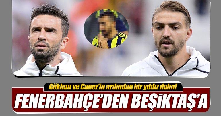 Gökhan ve Caner'in ardından o da Beşiktaş'a...