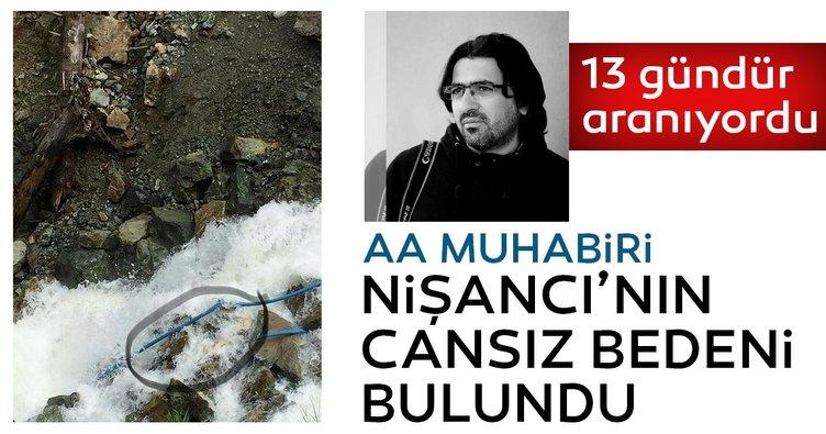Son dakika haberi: Kayıp gazeteci Abdülkadir Nişancı'nın cansız bedeni bulundu