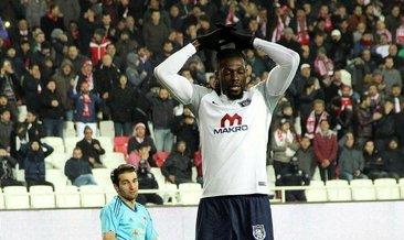 Sivasspor Başakşehir'i koltuktan etti