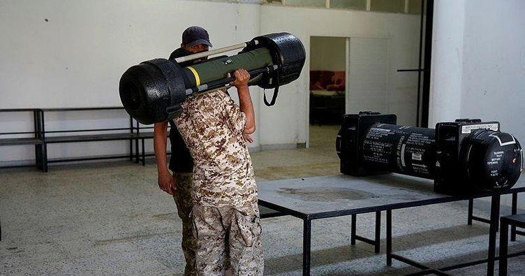 Libya'da çıkan ABD silahlarına soruşturma