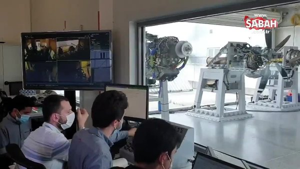 Yerli uçak motoru AKINCI ve Bayraktar TB3'e güç verecek | Video