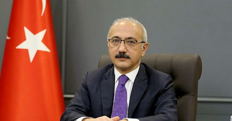 Hazine ve Maliye Bakanı Lütfi Elvan: BES'e verdiğimiz katkı 5,1 milyar TL'ye ulaştı