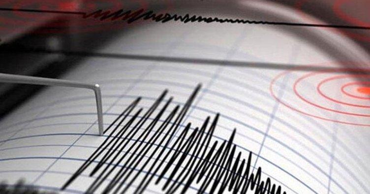 Ege Denizinde korkutan deprem! AFAD son dakika geçti