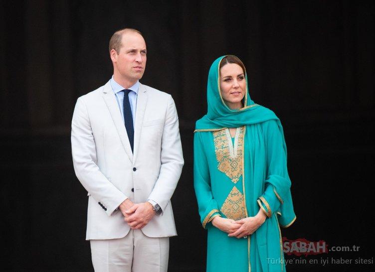 Kraliyet gelini Kate Middleton'ın bu hareketi herkesi şoke etti!