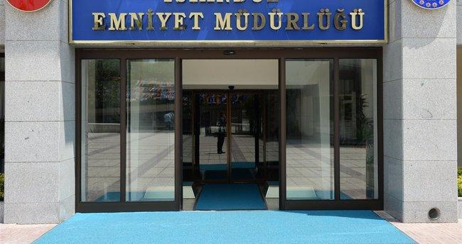 İstanbul'da 11'i emniyet müdürü 757 polis açığa alındı