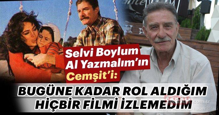 Yeşilçam sinemasının önemli ismi Ahmet Mekin: Bugüne kadar rol aldığım  hiçbir filmi izlemedim