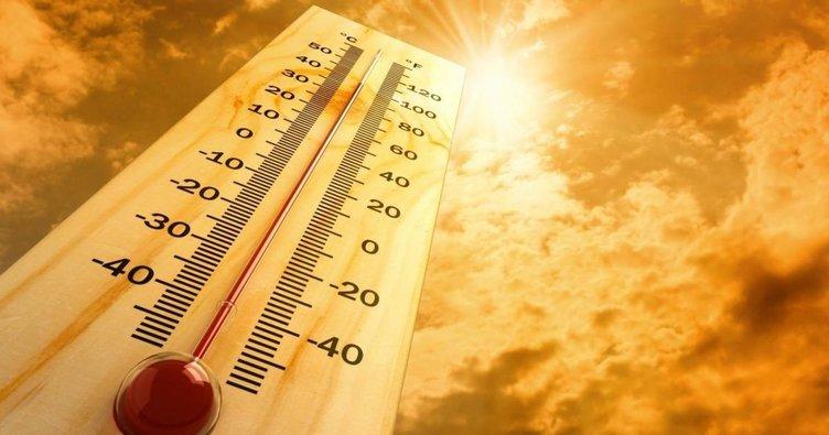 30 yılın sıcaklık rekoru