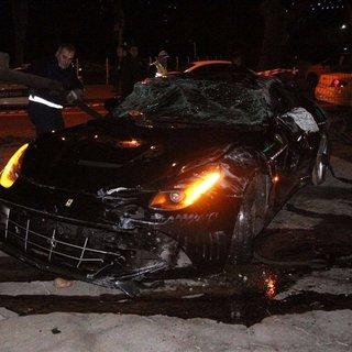 Burak Yılmaz`dan trafik kazası açıklaması