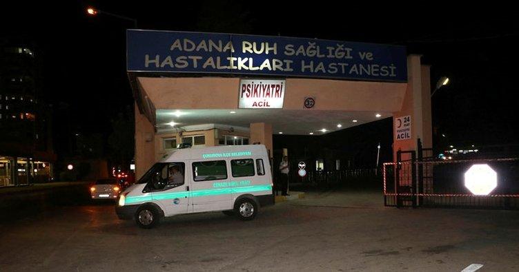 Hastanede yangın: 1 ölü!
