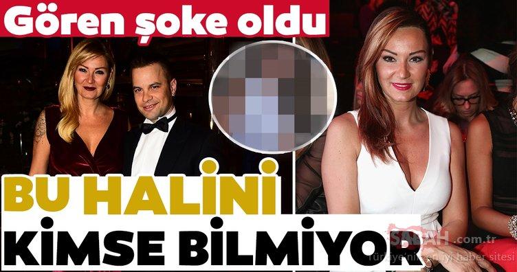 Pınar Altuğ'un eski hali şoke etti! Pınar Altuğ'u hiç böyle görmediniz...