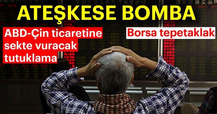 Ateşkese bomba