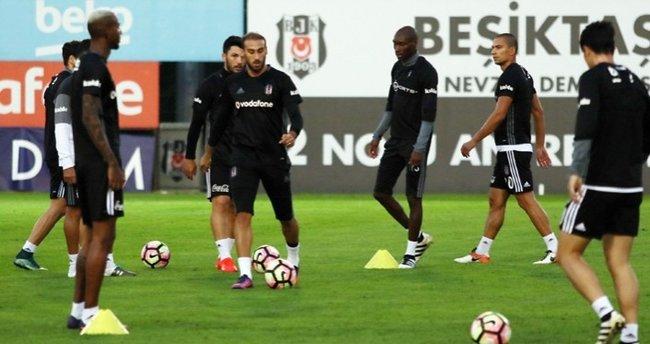 Beşiktaş, Gençlerbirliği maçına hazır