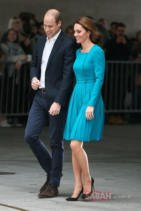 Kate Middleton'ın sırrı ortaya çıktı! Meğer kraliyet gelininin zayıf kalmasının sebebi buymuş