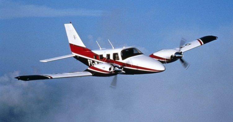 İsviçre'de uçak kazası: 2 ölü!