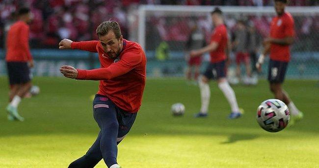 EURO 2020'de finalin adı belli oluyor! İngiltire-Danimarka maçında 11'ler belli oldu...