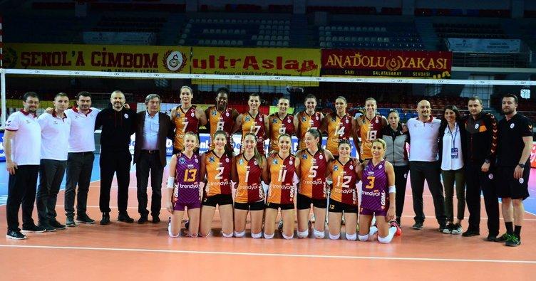 Galatasaray Dortlu Finalde Spor Haberleri