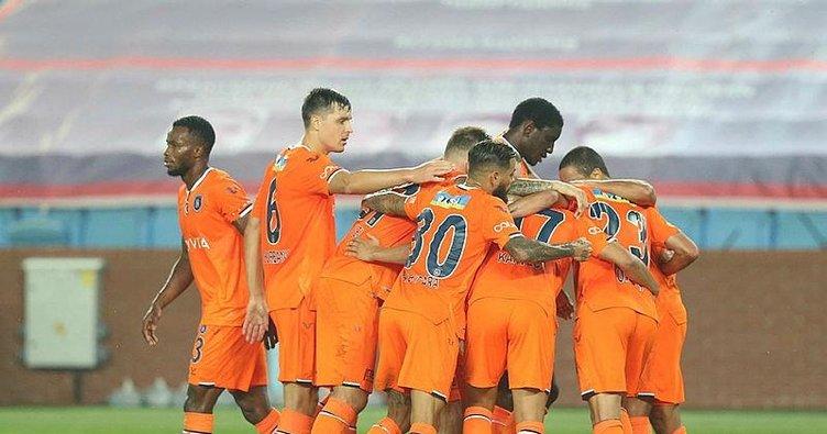 Şampiyonlar Ligi ekipleri arasında Başakşehir beşinci sırada!