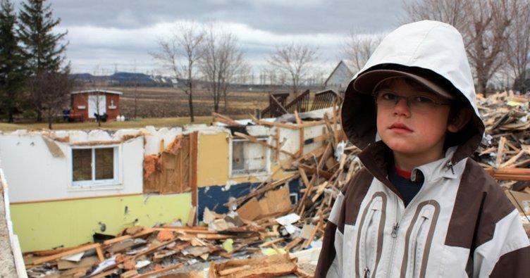 Deprem korkusu çocuklarda bu soruna yol açıyor!