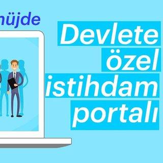 Devlete özel istihdam portalı