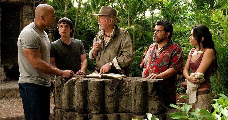 Gizemli Adaya Yolculuk filminin konusu nedir? Gizemli Adaya Yolculuk filminin oyuncu kadrosunda kimler var?