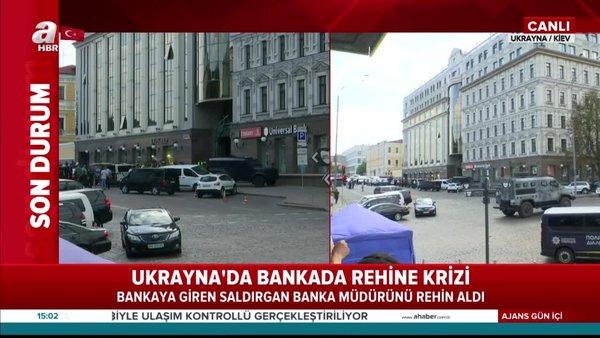 Son Dakika Haberi: Ukrayna'da rehine krizi | Video