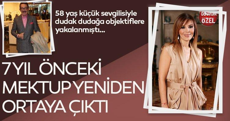 Feryal Gülman ve Kemal Gülman arasında sular durulmuyor! 58 yaş küçük sevgilisiyle dudak dudağa objektiflere yakalanmıştı
