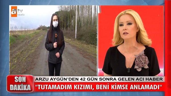 SON DAKİKA: Müge Anlı'ya katılan katilden kan donduran cinayet itirafı! Katledilen Arzu Aygün'ün cesedi...| Video