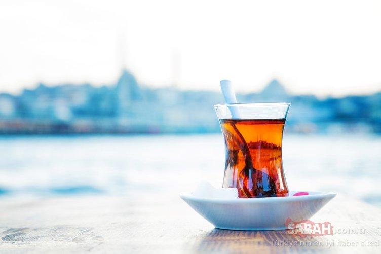 Çay içmek kilo aldırır mı? Çayda şeker alışkanlığını bırakmak için ne yapmalıyız?