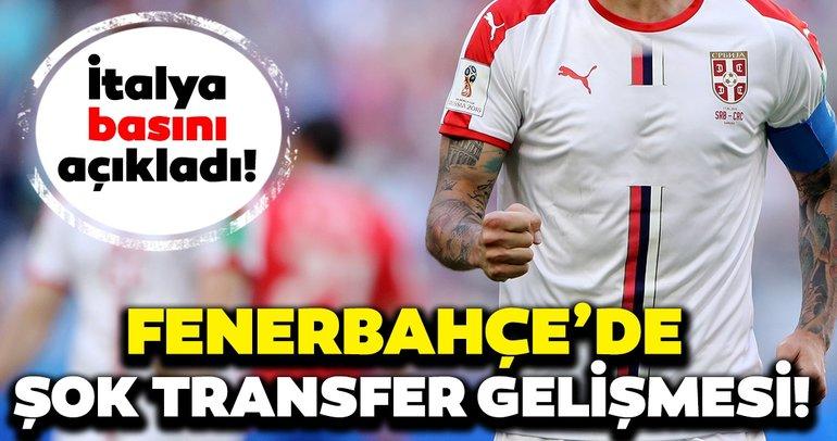 Son dakika haberi: Fenerbahçe'de flaş transfer gelişmesi! İtalya basını açıkladı...