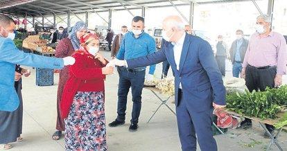Akdeniz işi sıkı tutuyor