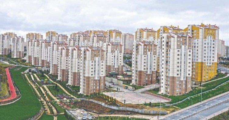 32 bin dar gelirli aile ev sahibi oldu
