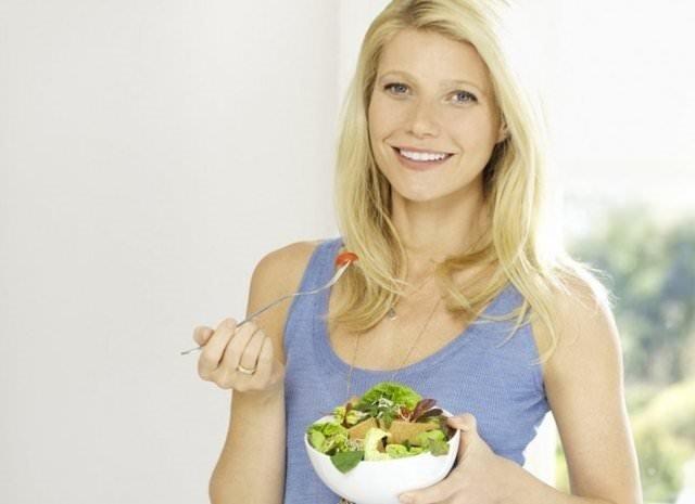 Ünlülerin ilginç diyetleri
