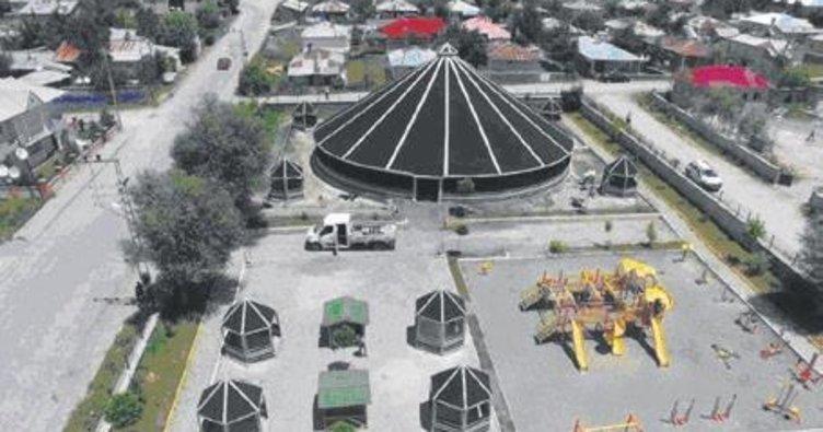 Varto belediyesi park yapımında çağ atladı