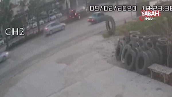 Son dakika! AK Parti Genel Başkan Yardımcısı Özhaseki, Türel ve Yılmaz'ın yaralandığı kaza anı görüntüleri ortaya çıktı