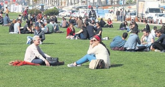 İzmir'de bayram güneşli geçecek