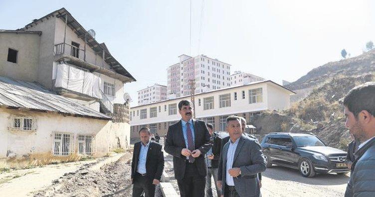 Kale Mahallesi Kentsel Dönüşüm Projesi tamamlandı