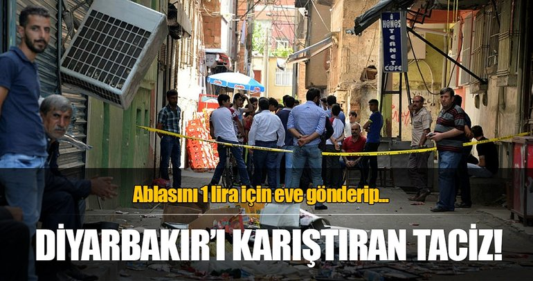 Diyarbakır'ı karıştıran tacizin cezası belli oldu