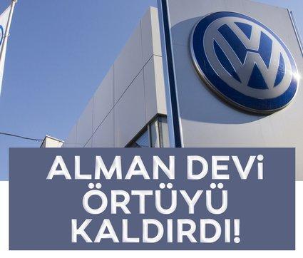 Volkswagen yeni bombasını patlattı! İşte karşınızda Volkswagen Multivan
