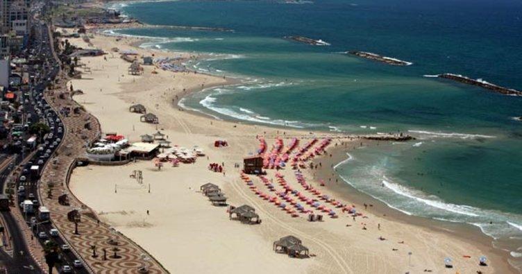İsrail kıyılarına Türk kumu!